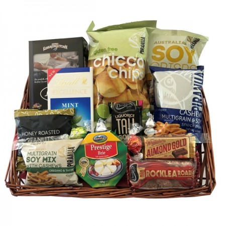 Gourmet-hamper-send-a-basket-sweet & savoury
