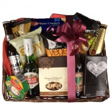 Birthday Gift Baskets - Send a Basket - beer-and-nibbles-80