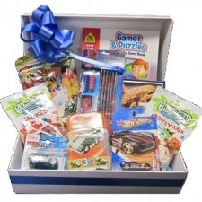 Get Well Gift Baskets - Send a Basket - boy box