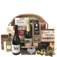 christmas hamper - send-a-basket-christmas-bounty