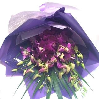 flowers-send-a-basket-singapore orchid
