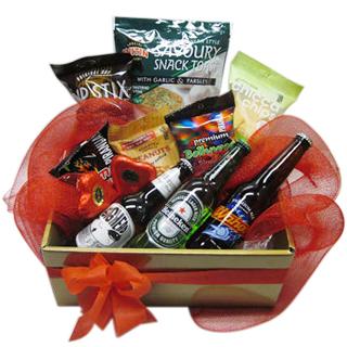 Beer & Nibbles Box - BH