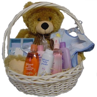 Baby Baskets - Send a Basket - p-888-baby-basket115