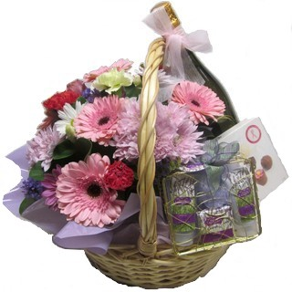 Baskets Online - Send a Basket - p-988-Sarh-Pamper-Choc-&-Bubbles-115