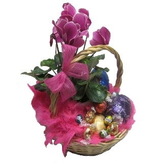 Gift Hamper - Send a Basket - p-992-Elegant-Easter-65