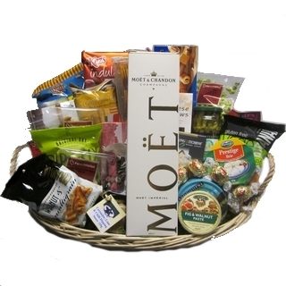 Gift Baskets - Send a Basket - p-1028-moet-200