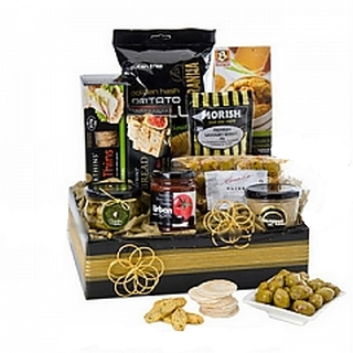Best Gourmet Baskets - Send a Basket - p-554-interflora-hamper-cache_240_240_0_100_100_H82