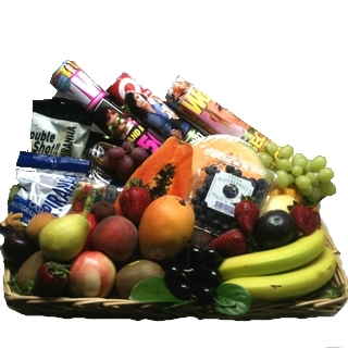 Fruit Basket - Send a Basket - p-1120-hospital-basket-ladies