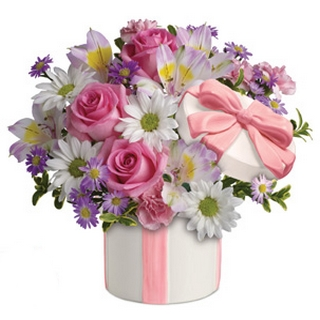 Gift Package - Send a Basket - p-1228-petals-hats-off-to-spring-HW0_533752