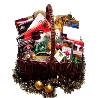 Gift Hampers - Send a Basket - p-610-2011-Christmas-Basket-$165-1Gift Hampers - Send a Basket - p-610-2011-Christmas-Basket-$165-1