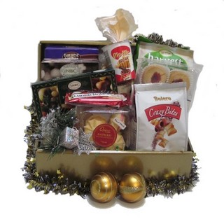 Christmas Biscuit Box 70