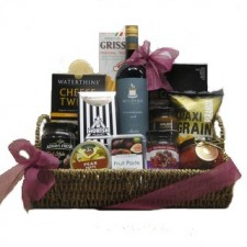 Chocolate Gift Baskets - Send a Basket - gourmet-for-flyer-straight
