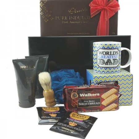 Gift Baskets for men - Send a Basket - fathers day 5