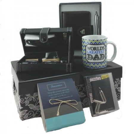 Gift Baskets for men - Send a Basket - fathers day 6