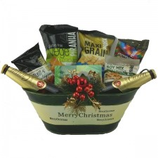 Christmas Gift Hampers - Send a Basket - Christmas-Cheer-Nibbles