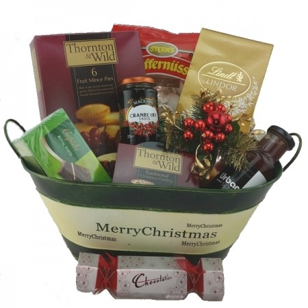 Christmas Gift Hampers - Send a Basket - merry merry christmas