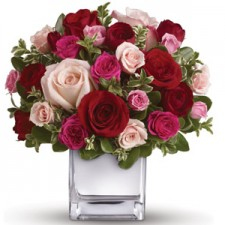 Gift Hamper - Send a Basket - petals r31 lovely melody 110