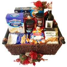 christmas food hampers send a basket Goodwill Gourmet 110