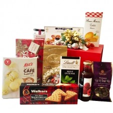 christmas gift hampers send a basket Festive Sparkle 128