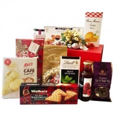 christmas gift hampers send a basket Festive Sparkle 128