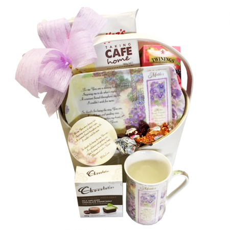 gift hamper send a basket Mother's Treat 78