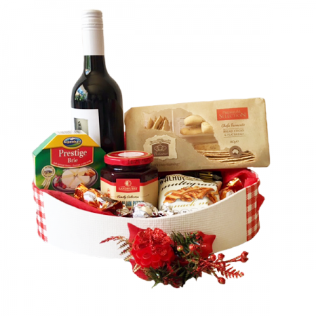Gift Hamper - Send a Basket - Yuletide Best 93