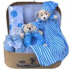 baby basket - send a basket sleepytime Boy