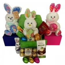 easter buny box