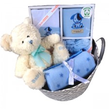 baby basket - send a basket baby george