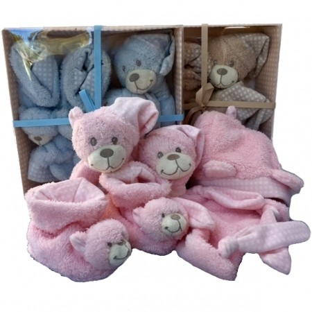 baby gift send a basket teddybear gift pack