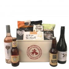 christmas hamper - send-a-basket-cheers-to-you