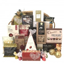 christmas hamper - send-a-basket-christmas-medley