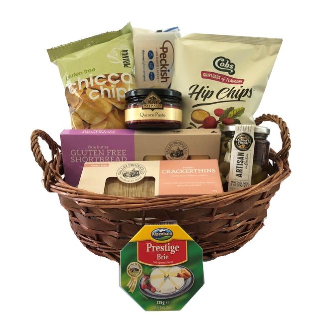Gift hamper send a basket gourmet hamper send a basket gluten free negle Images