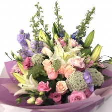 flowers-send-a-basket-fleur-bouquet
