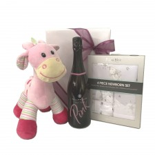 baby gift-send-a-basket-pink-sparkles