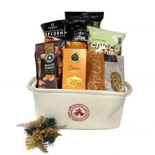 christmas hamper - send-a-basket-christmas-munchies