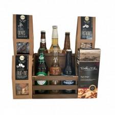 beer hamper savoury beer crate send a basket